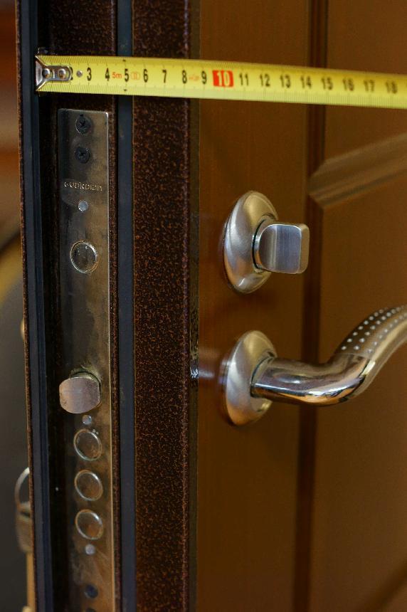 стальные непромерзающие двери в серпухове
