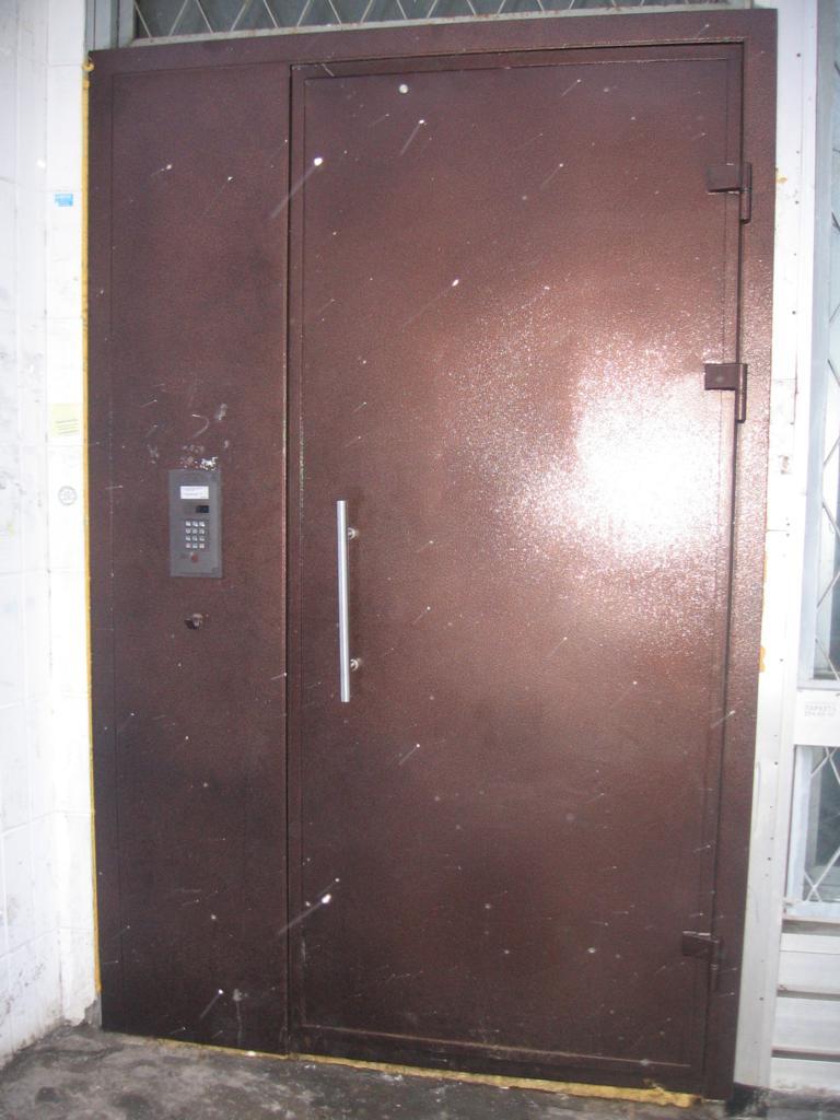 дверь входная металлическая в подъезд цены